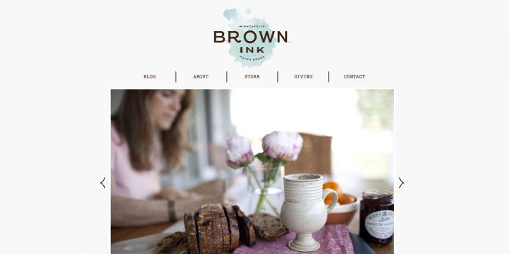 brownink